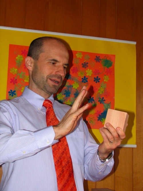 Danilo Kozoderc, Education and Innovation Management Consultant