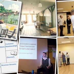 Workshop: Business model design Graz [completed]