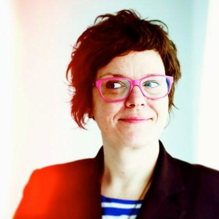 Tadeja Bučar, Freelance / Co-Founder at VE-ZA / President of PUNKTcc