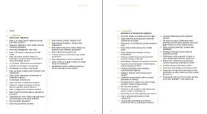 Oblikovanje poslovnih modelov - knjiga - kazalo vsebine 2