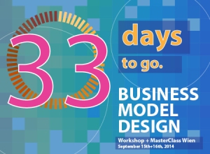 Workshop Business Model Design Wien workshop Registration Countdown 33 days