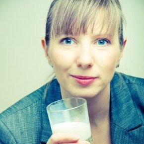 Renata Lovrak, Director of Corporate Communications at Ljubljanskemlekarne