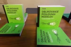 Book on business models innovation by Marko Savić, photo: Nada Žgank