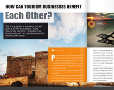 Cyins of Creativity Leisure&Tourism Industry seminar, media report, Pafos, November 17th– 18 th, 2015