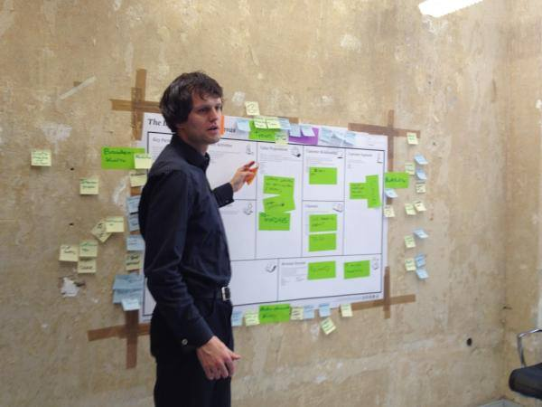 marko-savic-business-model-generation-workshop-berlin